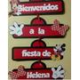 Bienvenidos A Mi Fiesta, Decoracion Fiesta Infantil