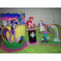 Combos Para Fiesta Infantile, Chupetero, Piñata, Dispensador