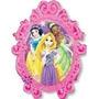 Globos Metalizados Princesas Disney, Castillo Y Carrozas