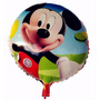 Globo Metalizado Mickey Minnie 18 Pulgadas