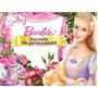 Kit Imprimible Barbie Escuela Princesas Tarjeta Decoracion