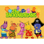 Kit Imprimible The Backyardigans Tarjeta Decoracion Fiesta