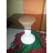 Columnas De Yeso Para Tortas, Mesas,decoración Y Algo Más...