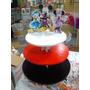 Base Para Ponques Cupcakes Mdf De La Casa De Mickey
