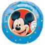 Globos Metalizados De Mickey Mouse 18 Pulgadas