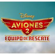 Kit Imprimible De Aviones 2 Equipo De Rescate Cumpleaños