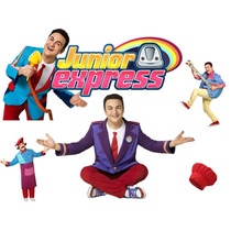 Kit Imprimible Topa Junior Express Cumpleaños Fiesta Torta
