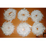 Corona Baby Breath Blanca, Decoracion, Boda, 15 Años, Etc