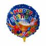 Globos Metalizado Regalo Recuerdo Grande 40cm Happy Birthday
