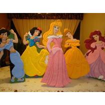 Figuras En Anime Decoracion De Princesas De Disney O Bebes