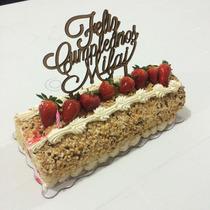 Toppe De Torta , Pastel Mdf
