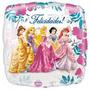 Globo Metalizado Princesas Disney De 9 Pulgadas