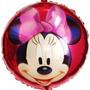Globos Metalizados Minnie, Mickey, Minnie- Mickey Bebes.