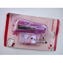 Hello Kitty Mini Engrapadora Exelente Regalo