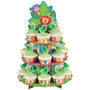 Safari Jungla Porta Ponques Cup Cake Decoracion