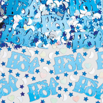 Baby Shower Es Niño (its A Boy) Confettis Scrapbook