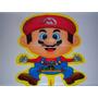 Globos Metalizados De Mario Bross