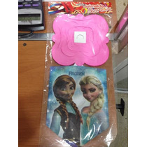 Guirnalda Frozen Peppa Princesas Minnie
