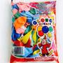 Paquete De 50 Globos Del Color Que Quieras! Fiesta Cotillon