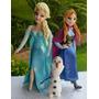 Princesas Elsa, Ana, Sofia, Rapunzel Etc Para Tope De Torta