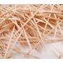Palillos Bambu Doble Punta Floristeria Manualidades Reposter