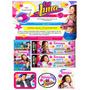 Kit Imprimible Soy Luna - Candy Bar Y Mas! (editable)