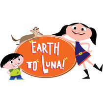 Kit Imprimible El Mundo De Luna Invitaciones Fiesta