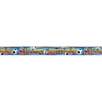 Deportes Fulbol Beisbol Banner De Cumpleaños