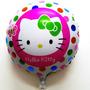 Globos Metalizados Hello Kitty, Tinkerbell, Blancanieves.