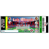 Tarjetas De Invitacion Digital Beisbol