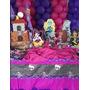Figuras En Anime Monster High! Para Fiestas,decoracion