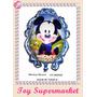Globo Metalizado Espejo Minnie Mickey