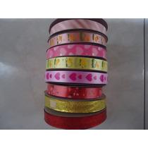 Rollos De Cinta Para Lazo 18mm Con Figura