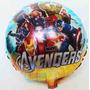 Globos Metalizados Vengadores, Spiderman, Ben 10, Cars Y +
