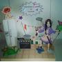 Centro De Mesa Personalizado Figura Decoracion Emergencia