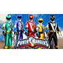 Combo Infantil Power Rangers