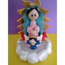 Virgen De Guadalupe En Masa Flexible