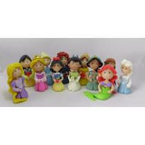 Princesas Disney Bebe Masa Flexible Masayarte