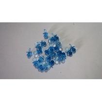 Mini Chupones Acrilicos Azules Por Docenas