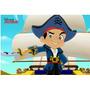 Fabuloso Disfraz De Capitan Jake Jake El Pirata Nuevo