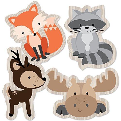 Decoracion De Baby Shower De Animales.Decoraciones Con Forma De Animales Baby Shower