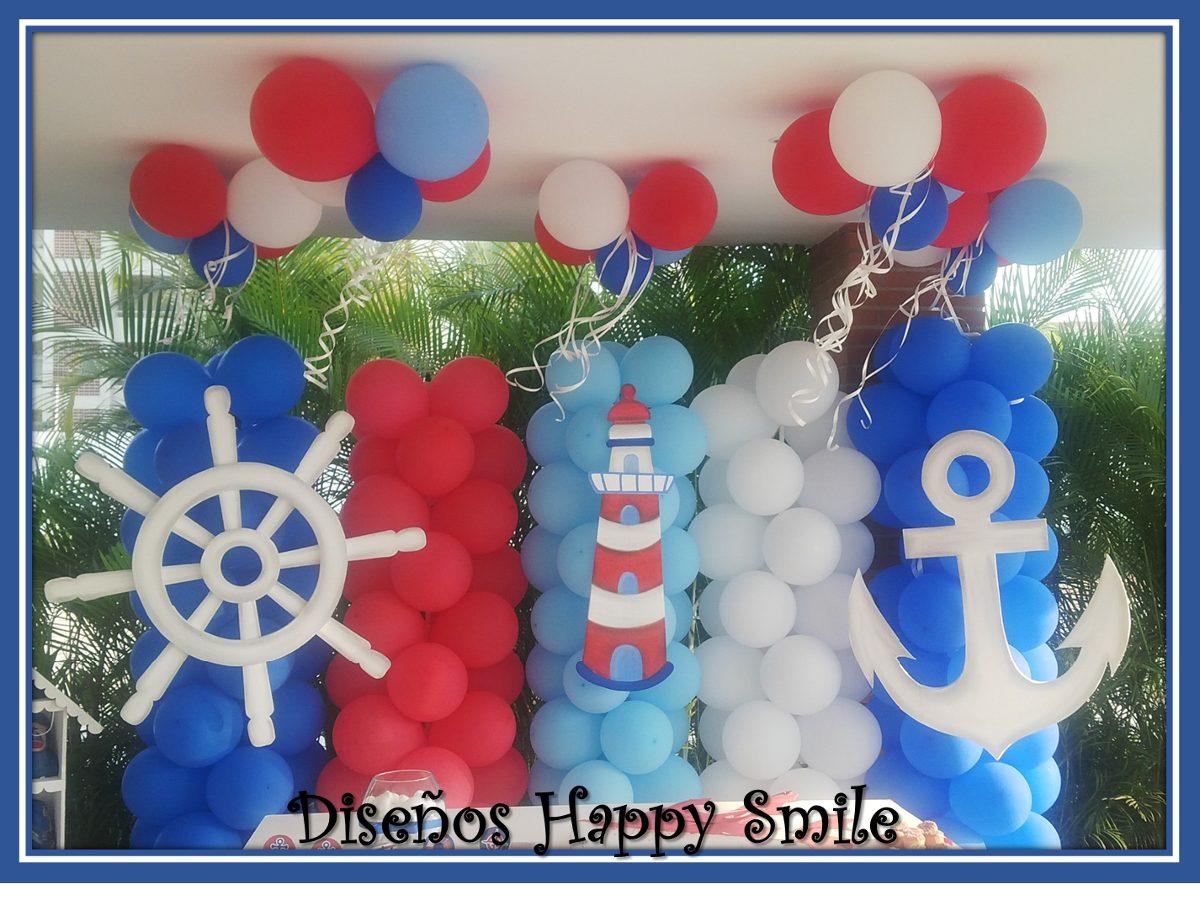Decoraciones con globos fiestas infantiles comuniones for Globos decoracion fiestas