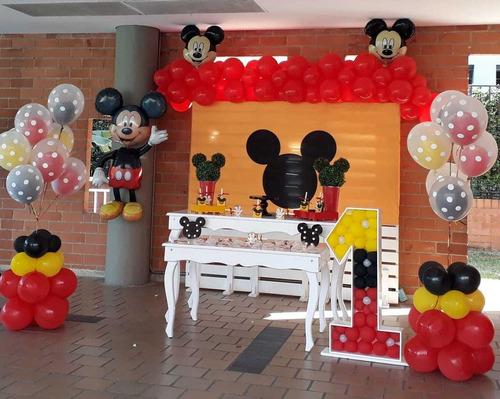 decoraciones con globos para fiestas de toda ocacion