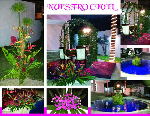 decoraciones de eventos
