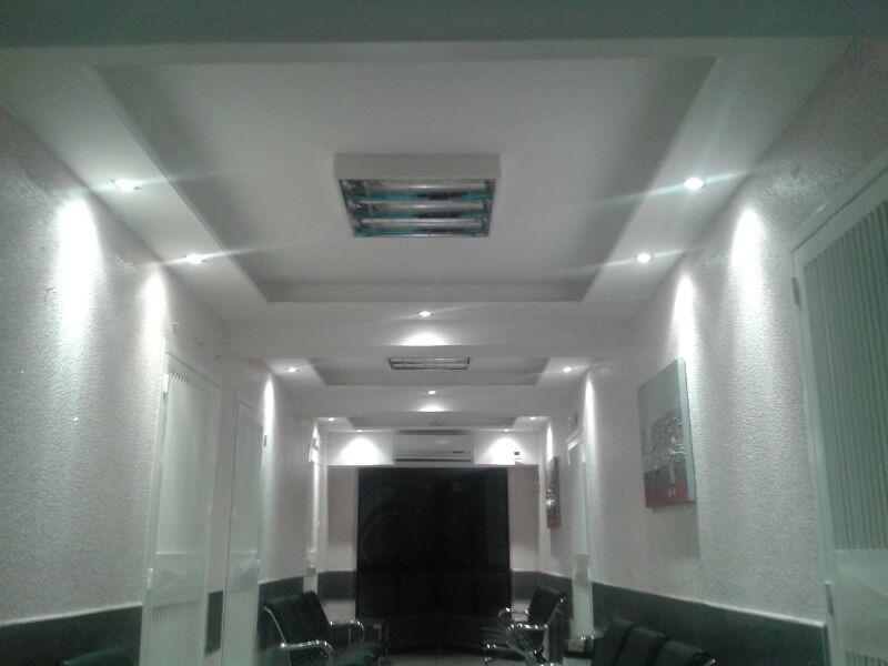 Decoraciones en dise os drywall molduras de yeso en for Terminaciones de techos interiores