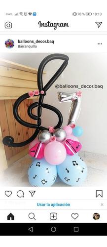decoraciones en globos
