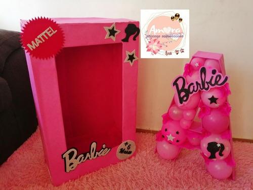 decoraciones en globos. caja de desayuno y muchas cosas más