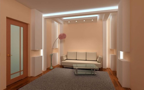 decoraciones en yeso y drywall