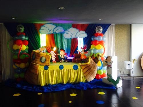 decoraciones infantiles mesas de fantasia