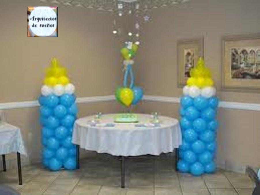 Decoraciones para baby shower en mercado libre - Decoracion de baby shower nino ...